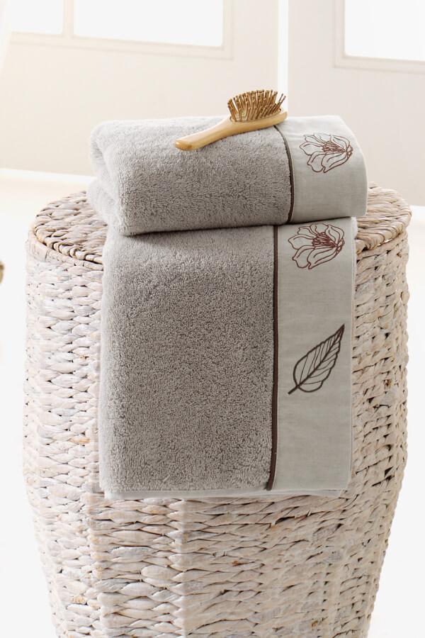 Soft Cotton Luxusní ručník FLORA 50 x 100 cm