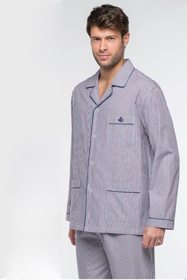 GUASCH Pánské pyžamo ALBERTO XXL