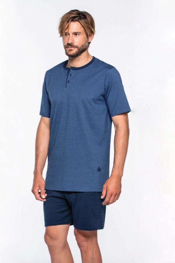GUASCH Pánské pyžamo CHRISTIAN XL