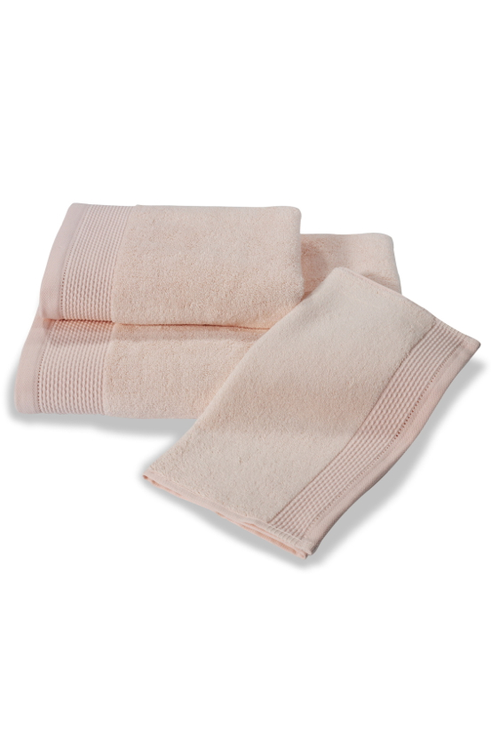 Soft Cotton Bambusový ručník BAMBOO 50x100 cm Světle žlutá M