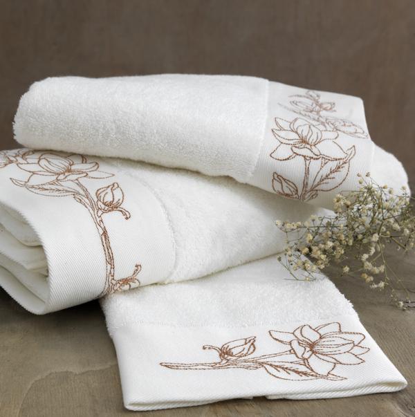 Luxusní ručník VIOLA 50 x 100 cm