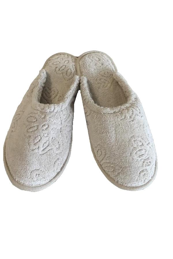 Soft Cotton Dámské pantofle LEAF