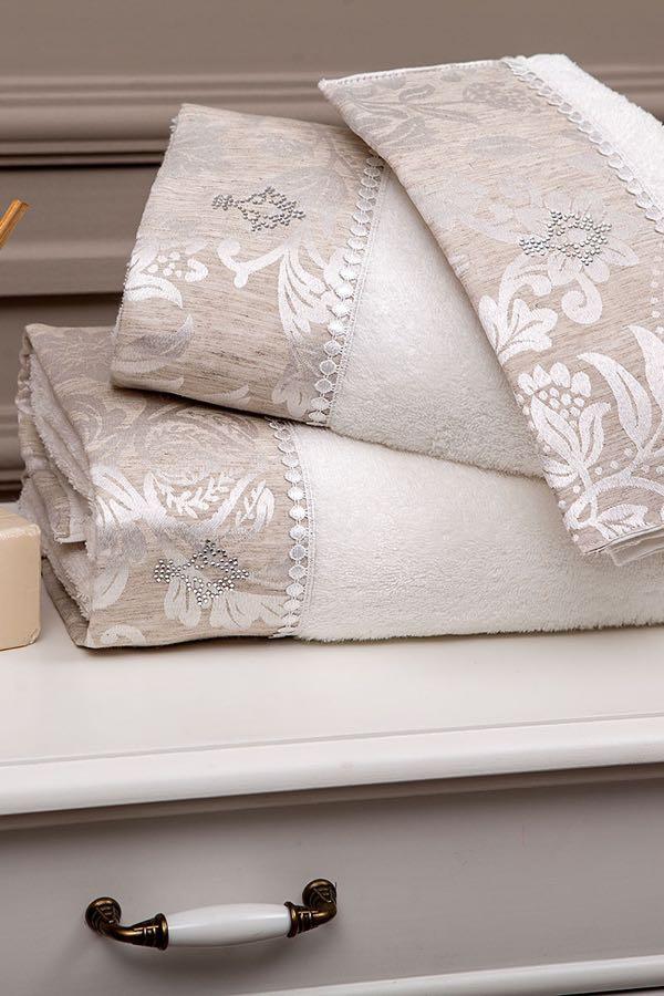 Soft Cotton Osuška a ručník FORTUNY v dárkovém balení