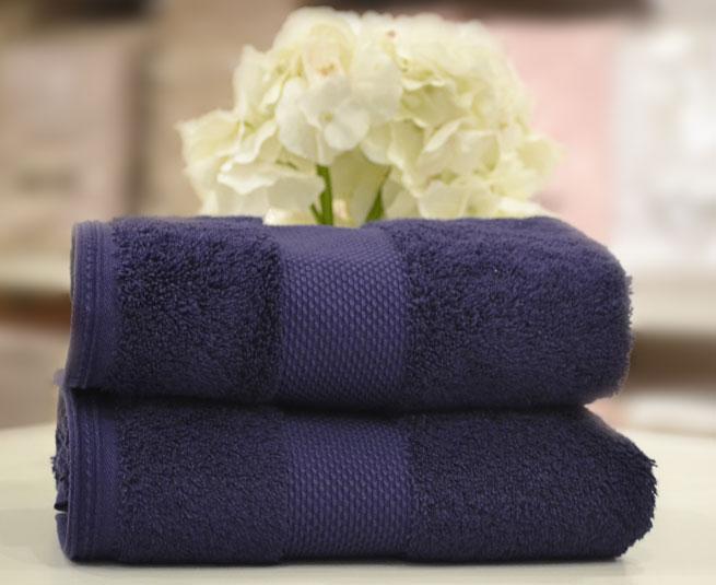 Soft Cotton Luxusní malý ručník DELUXE 32x50cm z Modalu hnědá