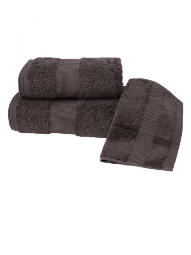 Soft Cotton Luxusní ručník DELUXE 50x100cm hnědá