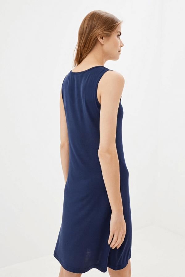 Luisa Moretti Dámská noční bambusová košilka FATINA modrá M