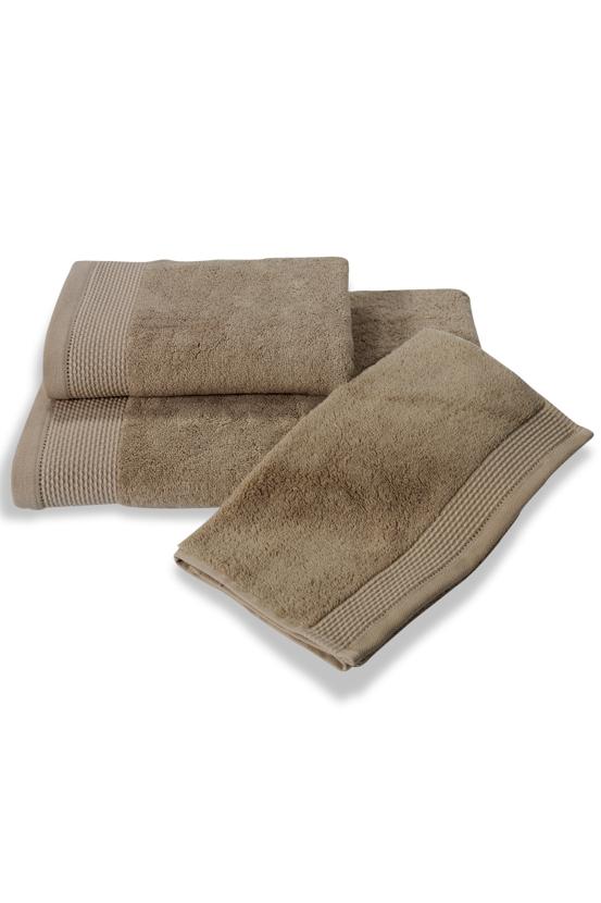 Soft Cotton Bambusový ručník BAMBOO 50x100 cm béžová