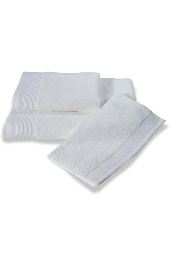 Soft Cotton Bambusový ručník BAMBOO 50x100 cm bílá