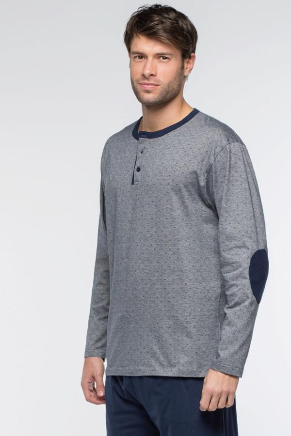 GUASCH Pánské pyžamo GIORGIO XL