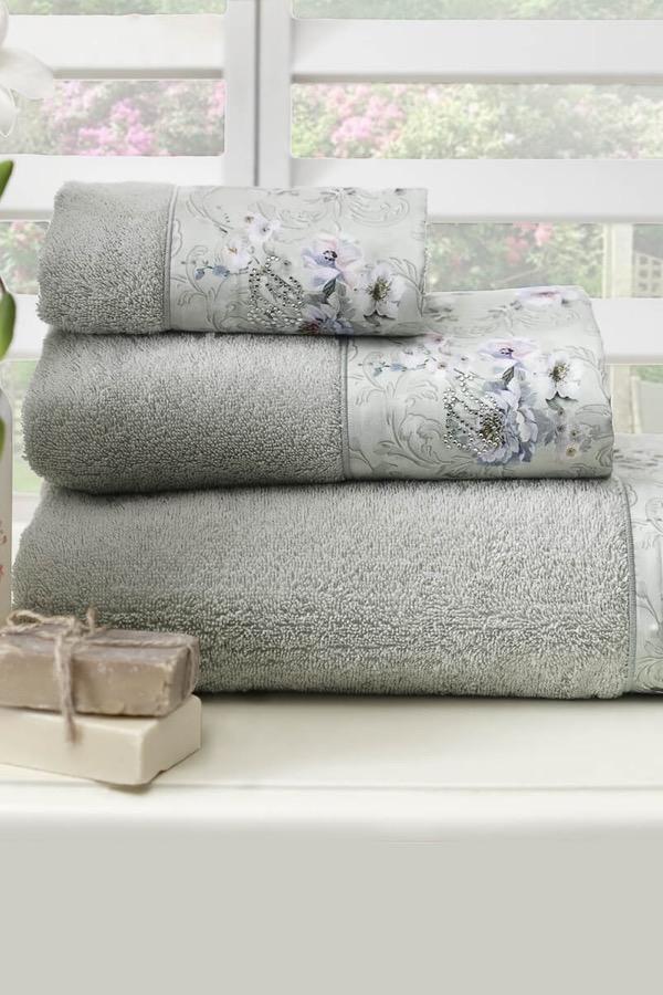 Soft Cotton Osuška a ručníky NARCISSA v dárkovém balení