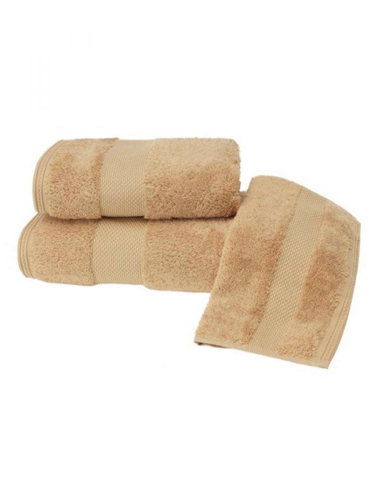 Soft Cotton Luxusní ručník DELUXE 50x100cm hořčicová
