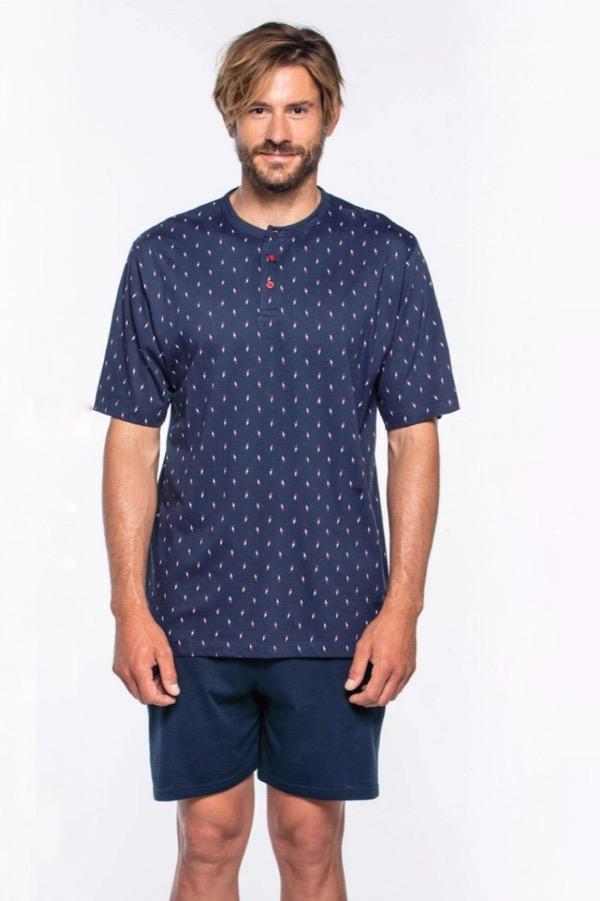 GUASCH Pánské pyžamo ALEX XXL
