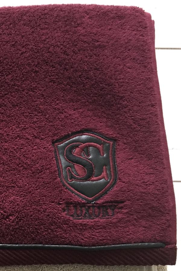 Soft Cotton Dárkové balení ručníků a osušek LUXURE Béžová XL