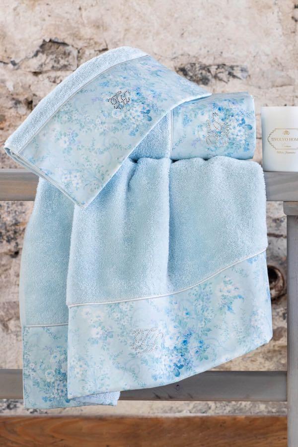 Soft Cotton Osuška a ručník MIRAGE v dárkovém balení