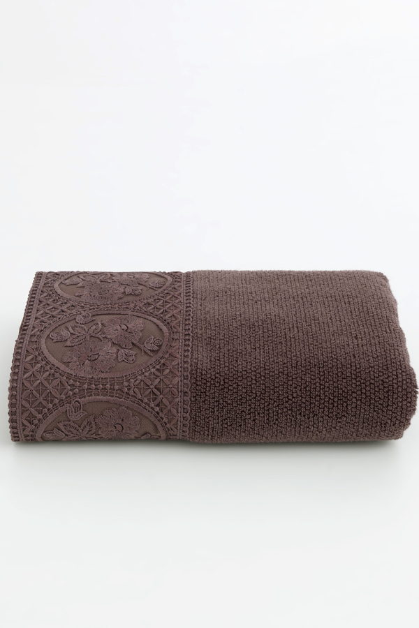 Soft Cotton Luxusní osuška ELIZA 85x150 cm béžová