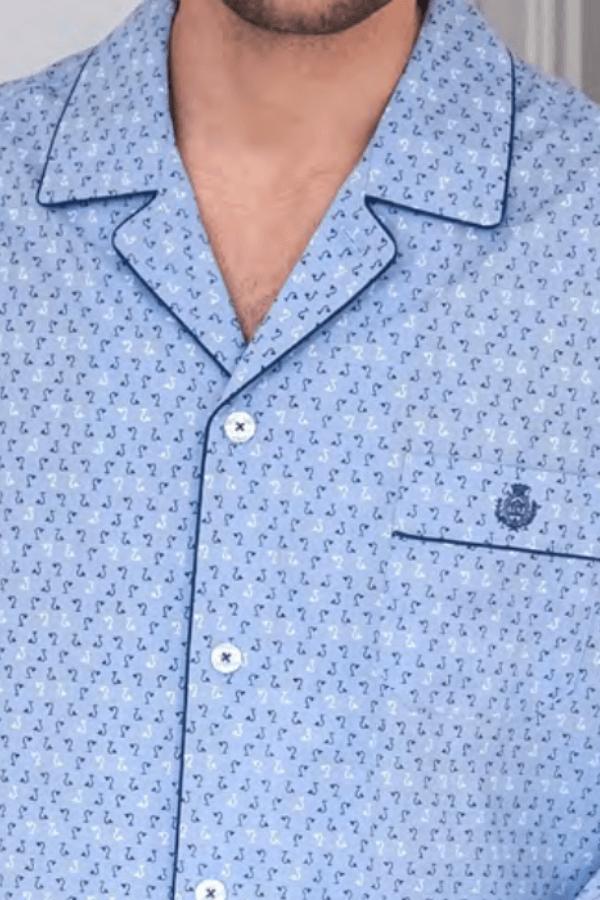 GUASCH Pánské pyžamo FILLIPO