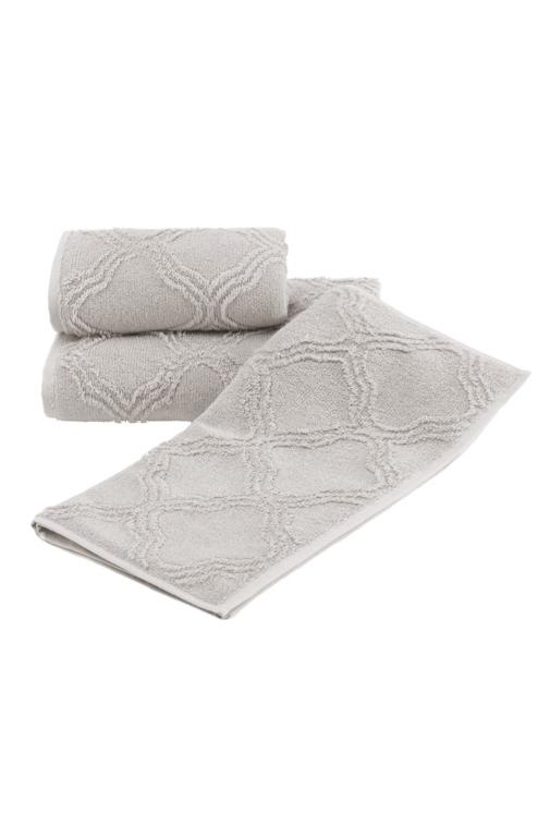 Soft Cotton Osuška HYPNOS 85x150 cm světle šedá