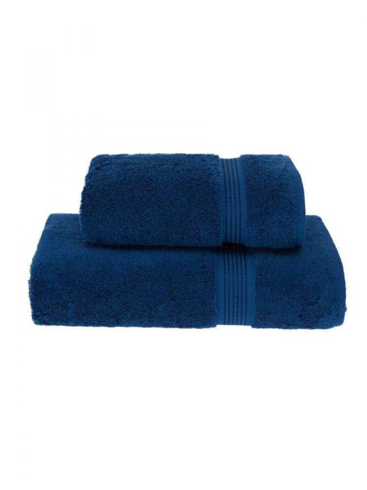 Soft Cotton Dárkové balení ručníků a osušek LANE tmavě modrá