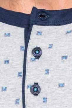 GUASCH Pánské pyžamo FABIO M