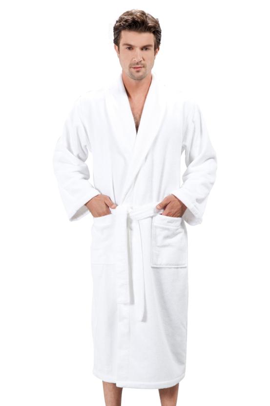 Soft Cotton Pánský a dámský župan MICRO COTTON smetanová XL