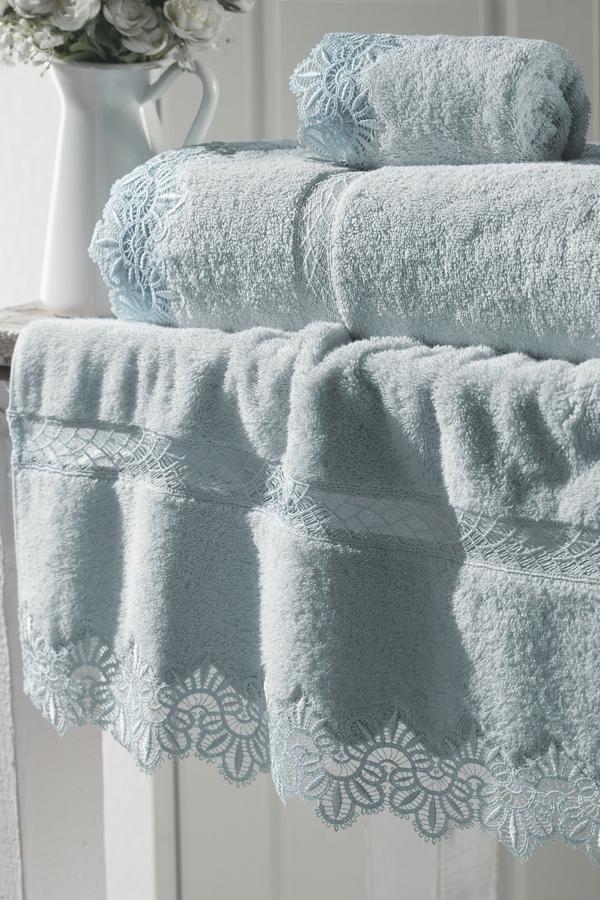 Soft Cotton Luxusní osuška VICTORIA 85x150 cm lila