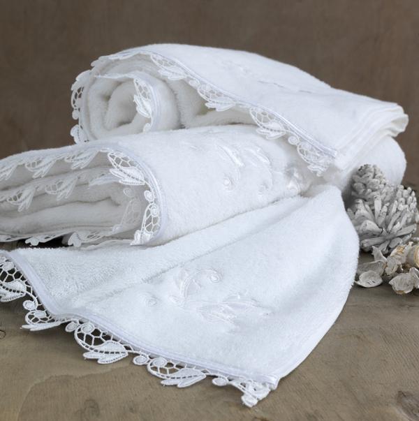 Soft Cotton Luxusní osuška NAKKAS 85x150 cm
