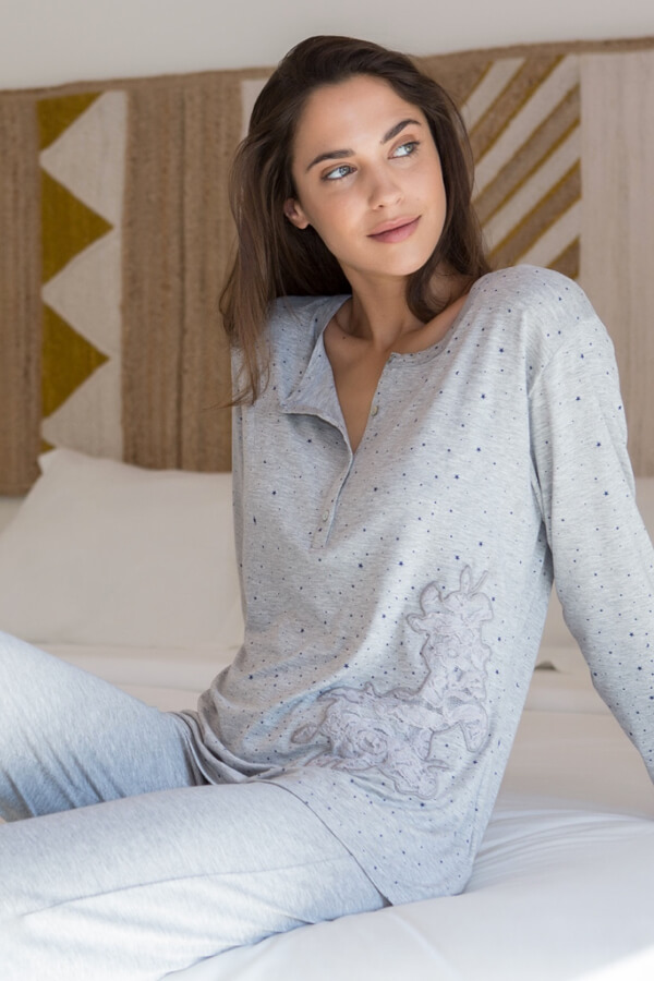 GUASCH Dámske pyžamo ESTELA XL
