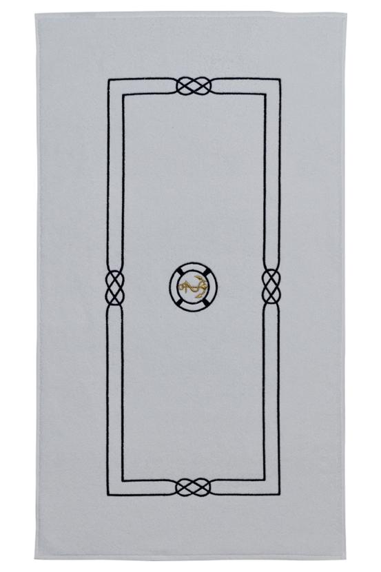 Soft Cotton Koupelnová předložka MARINE MAN 50x90 cm bílá