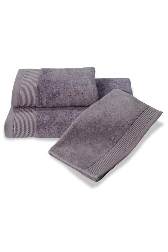 Soft Cotton Bambusový ručník BAMBOO 50x100 cm fialová/šeřík