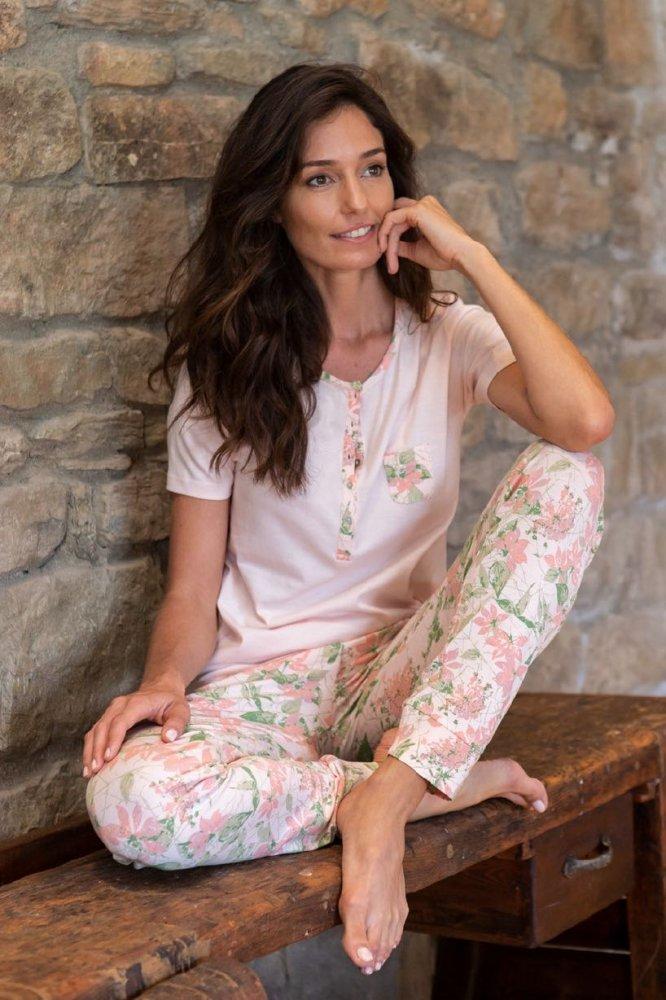 GUASCH Dámske pyžamo AVRIL XL