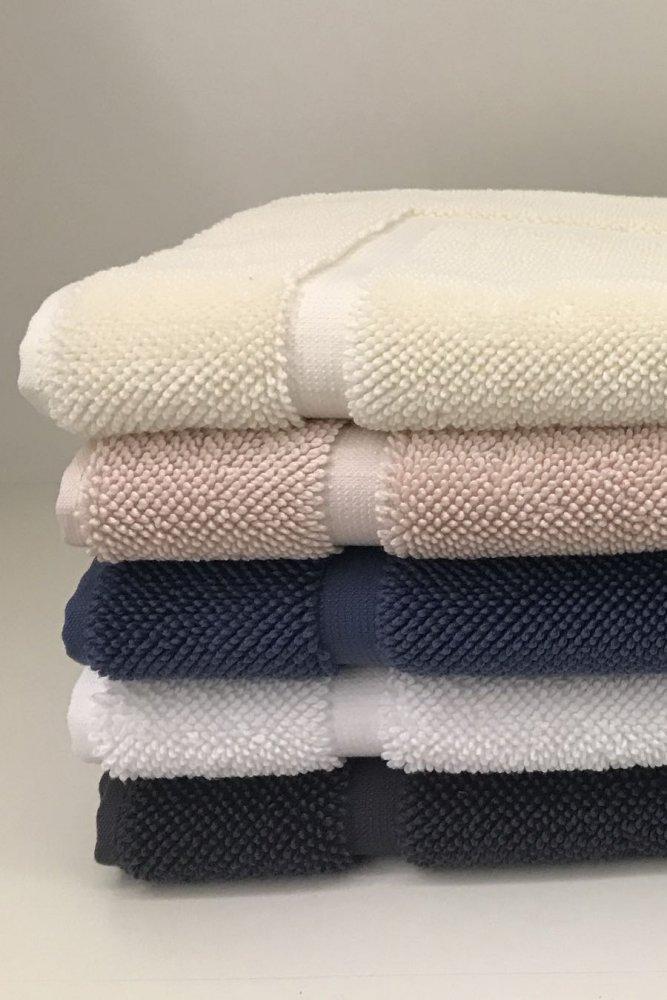 Soft Cotton Koupelnová předložka NODE 50x90 cm bílá