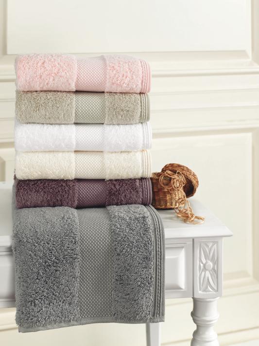 Soft Cotton Luxusní ručník DELUXE 50x100cm světle modrá
