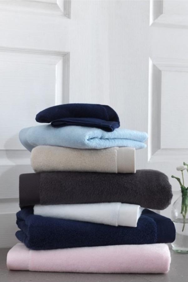Soft Cotton Malý ručník MICRO COTTON 32x50 cm Světle modrá