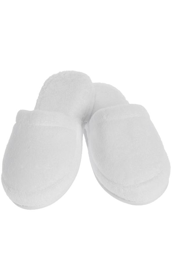 Soft Cotton Unisex pantofle COMFORT Bílá 30 cm