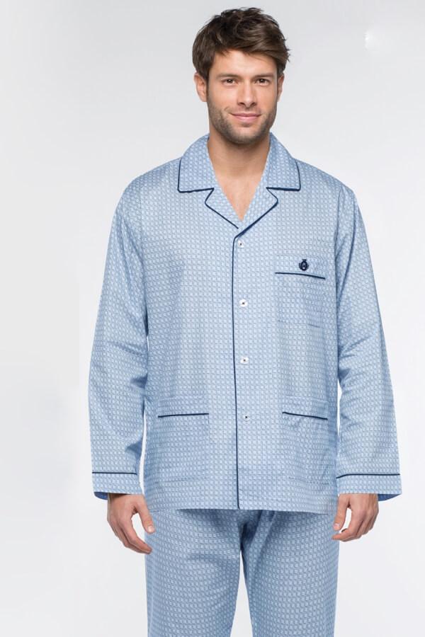 GUASCH Pánské pyžamo MATTEO XL