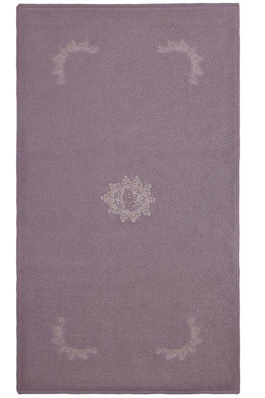 Soft Cotton Koupelnová předložka DESTAN 50x90 cm fialová/lila