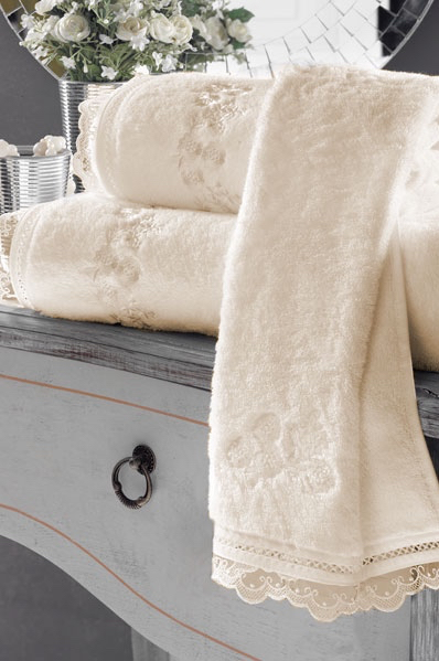 Soft Cotton Luxusní osuška LUNA 85x150 cm