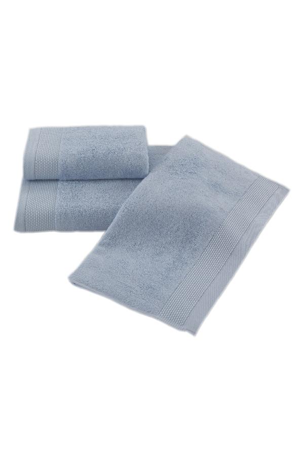 Soft Cotton Bambusový ručník BAMBOO 50x100 cm světle modrá