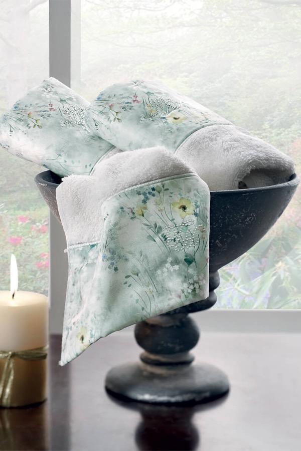 Soft Cotton Osuška a ručník POLINA v dárkovém balení